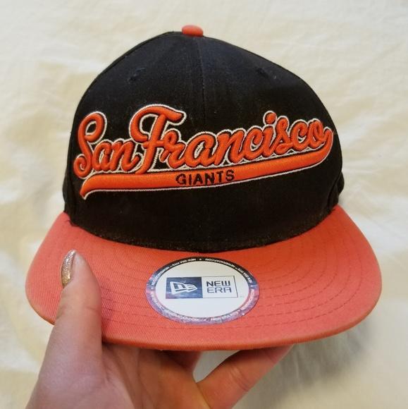 huge selection of 4c375 7472a San Francisco SF Giants New Era MLB Hat Cap. New Era.  M 5c688dd8baebf62d91b5c840. M 5c688df00cb5aad8885e757f.  M 5c688e55de6f62bb29afc5ac
